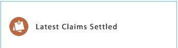 Latest Claims Settled